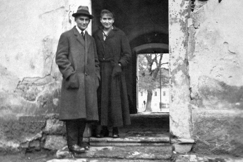 Franz Kafka 'Una cruza'