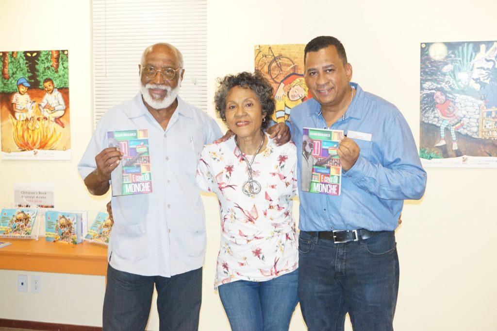 E Caya di Monche – Un buki cu ta toca Aruba su Historia, Tradicion y Cultura